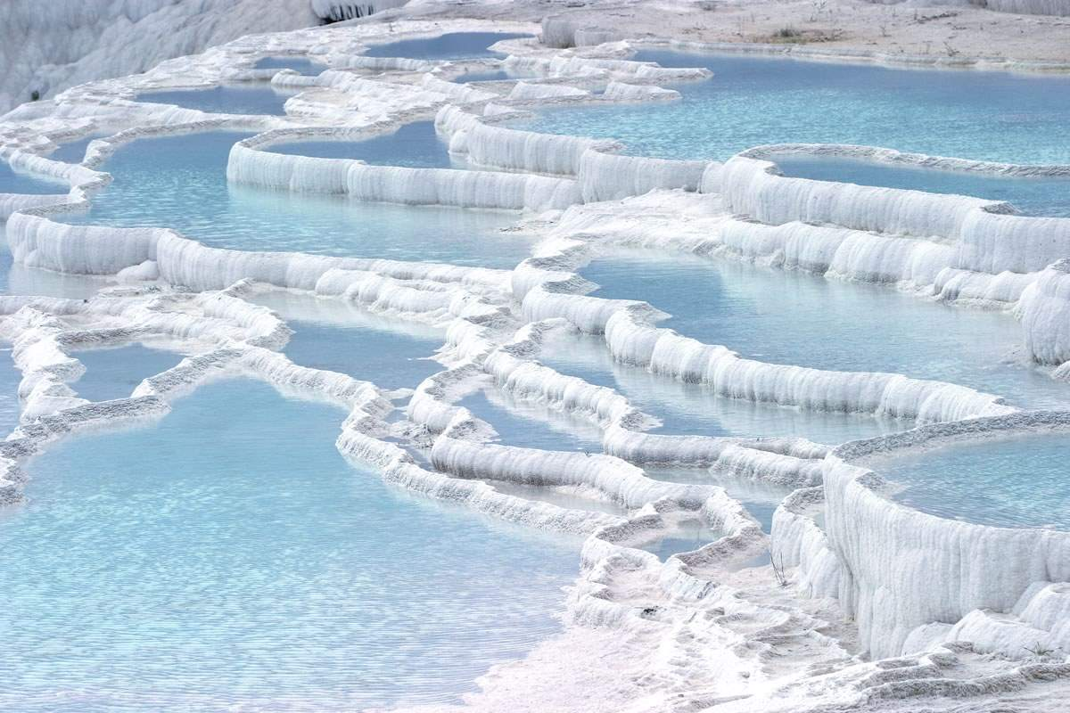 10 Lesser Known Natural Wonders: Pamukkale