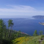 Lake Baikal, the deepest lake in the World