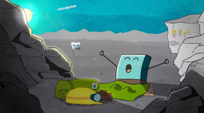 Rosetta's lander Philae is out of hibernation