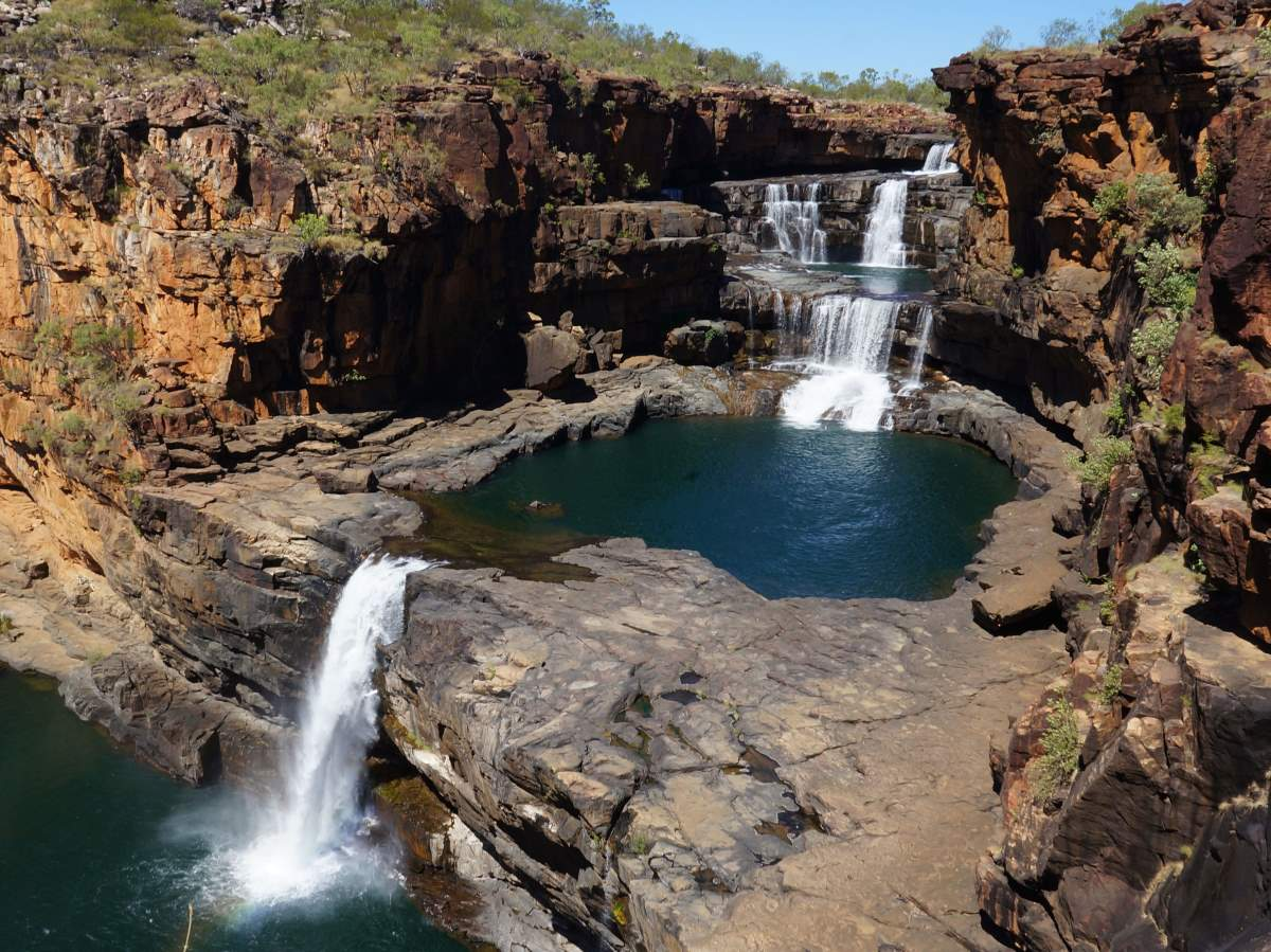 Lesser Known Natural Wonders: Mitchell Falls