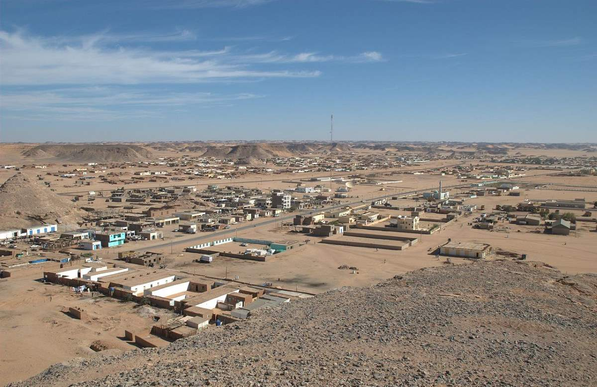 Driest Places on Earth - 7: Wādī Ḥalfā city center