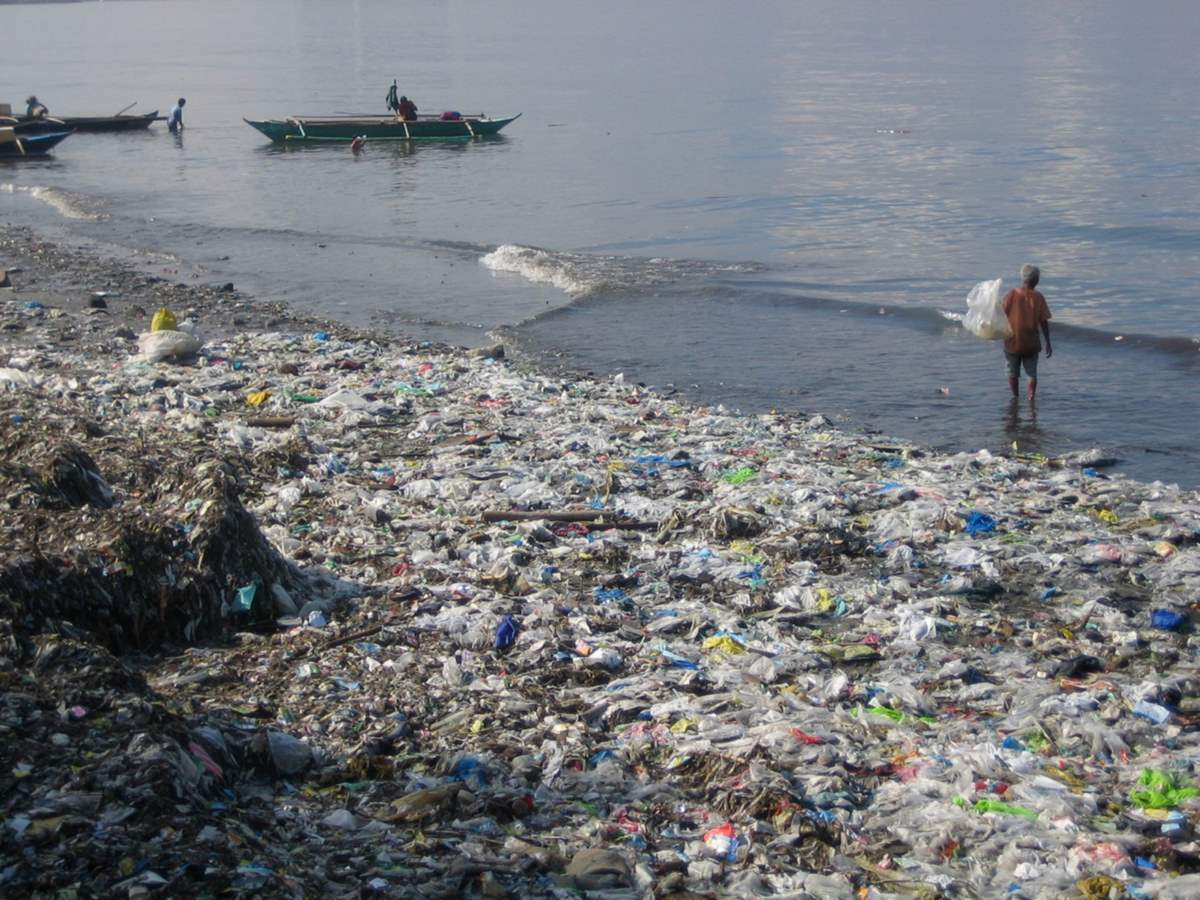 "The World entered a new geological era called ""Anthropocene"", scientists say: Garbage"