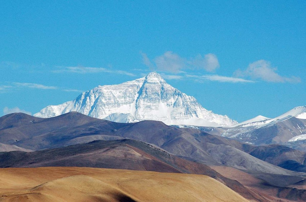 Geography Facts - Mount Everest