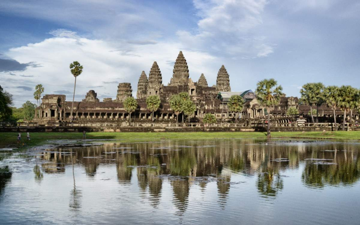 Alternative Seven Wonders Of The World: Angkor Wat