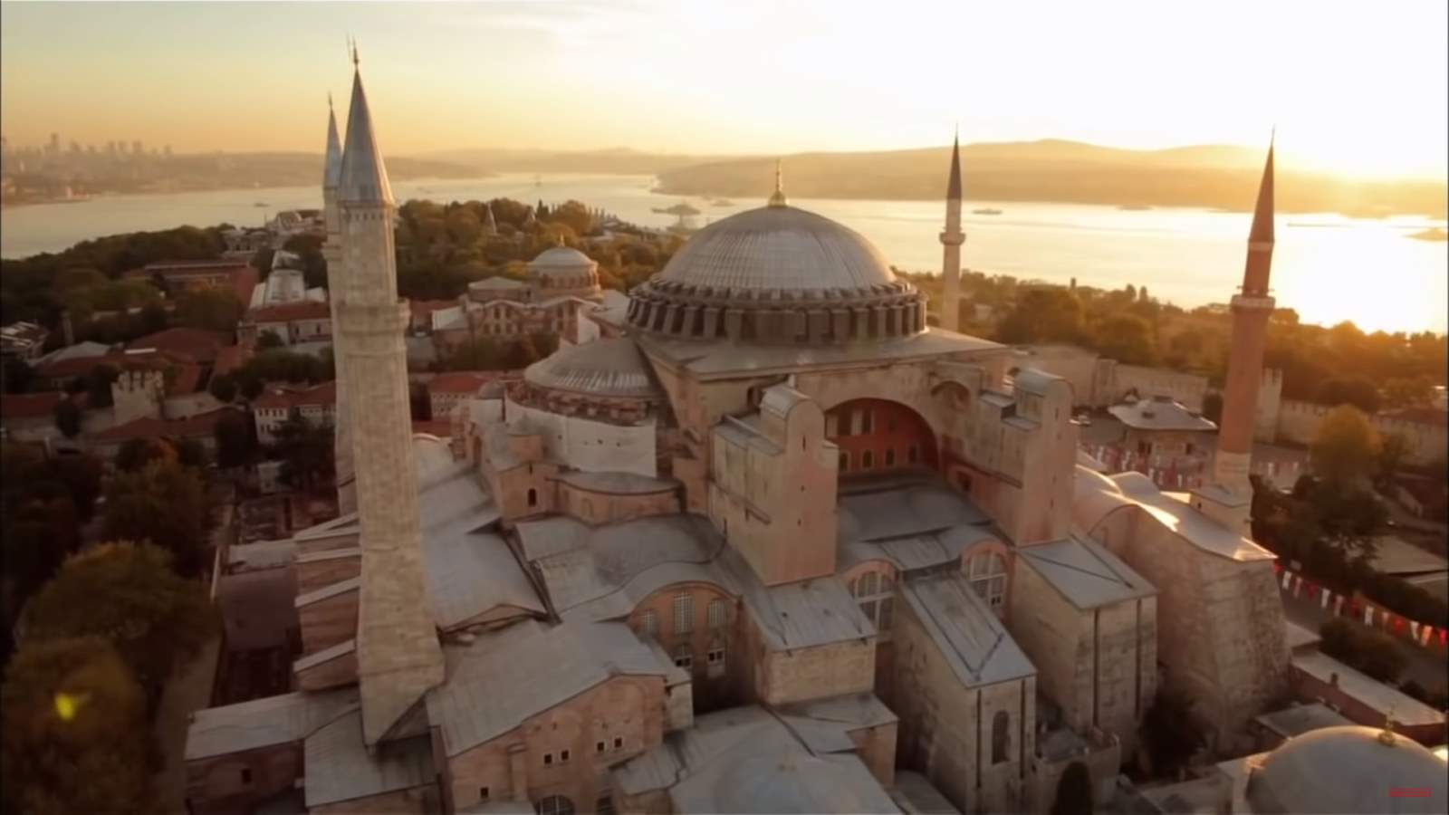 Alternative Seven Wonders Of The World: World: Hagia Sophia