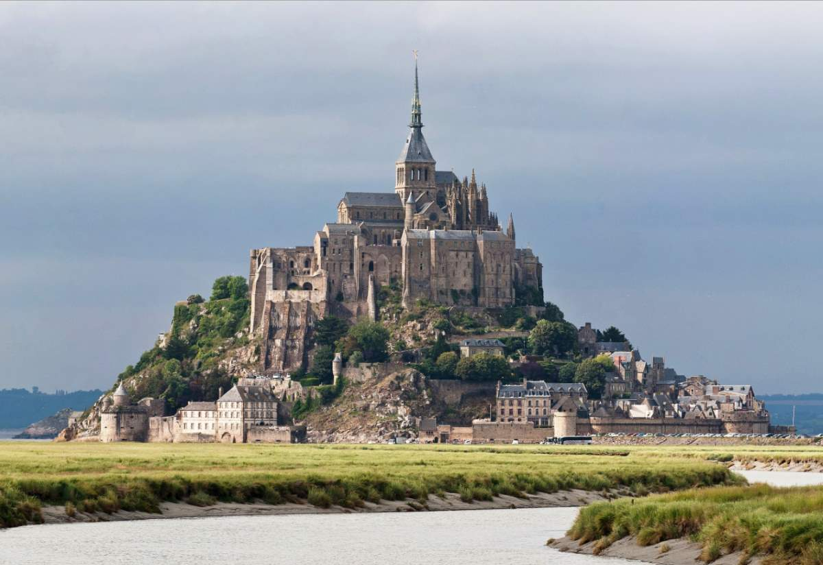 Alternative Seven Wonders Of The World: Mont Saint-Michel (July 2011)