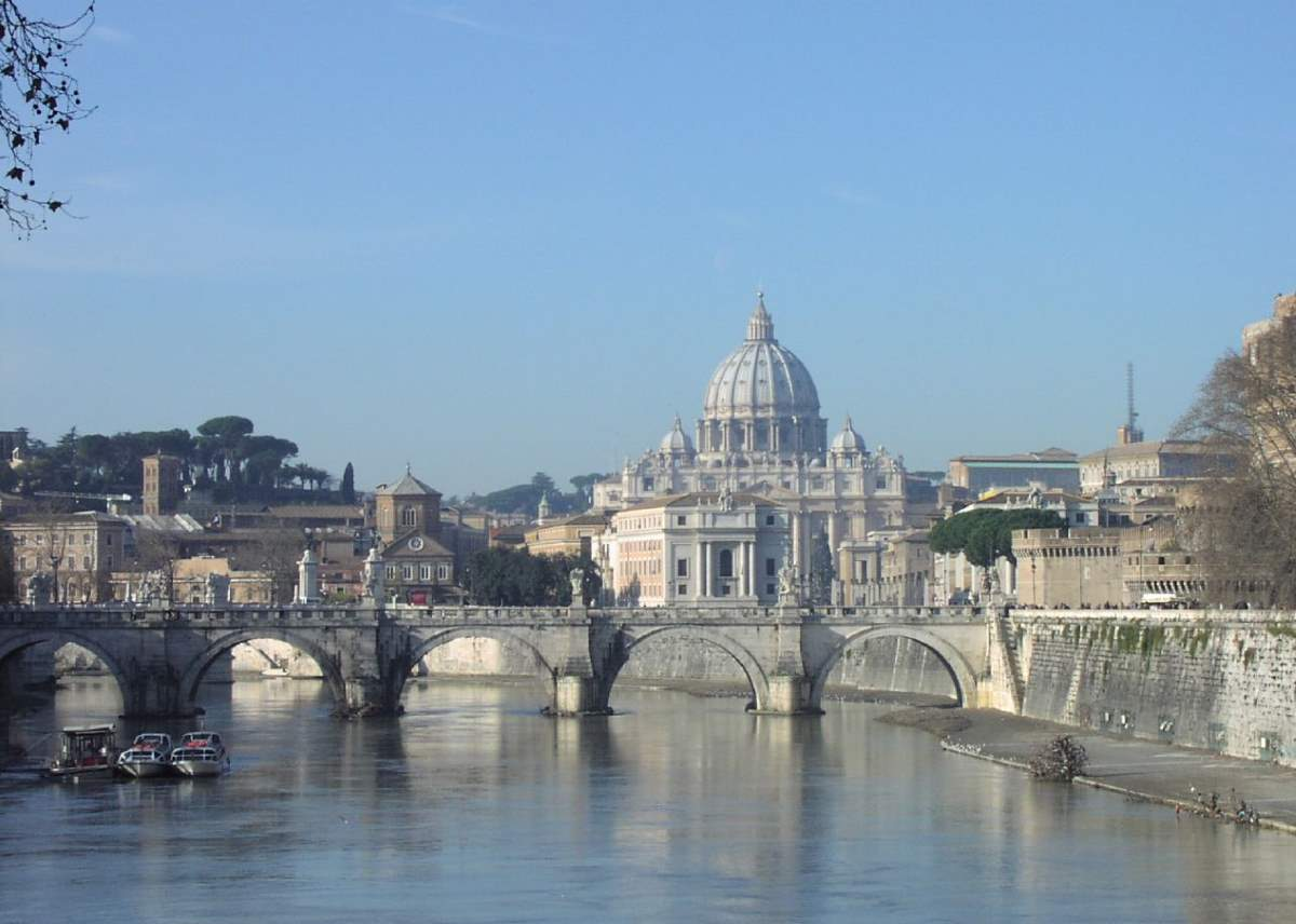 Alternative Seven Wonders Of The World: St. Peter's Basilica