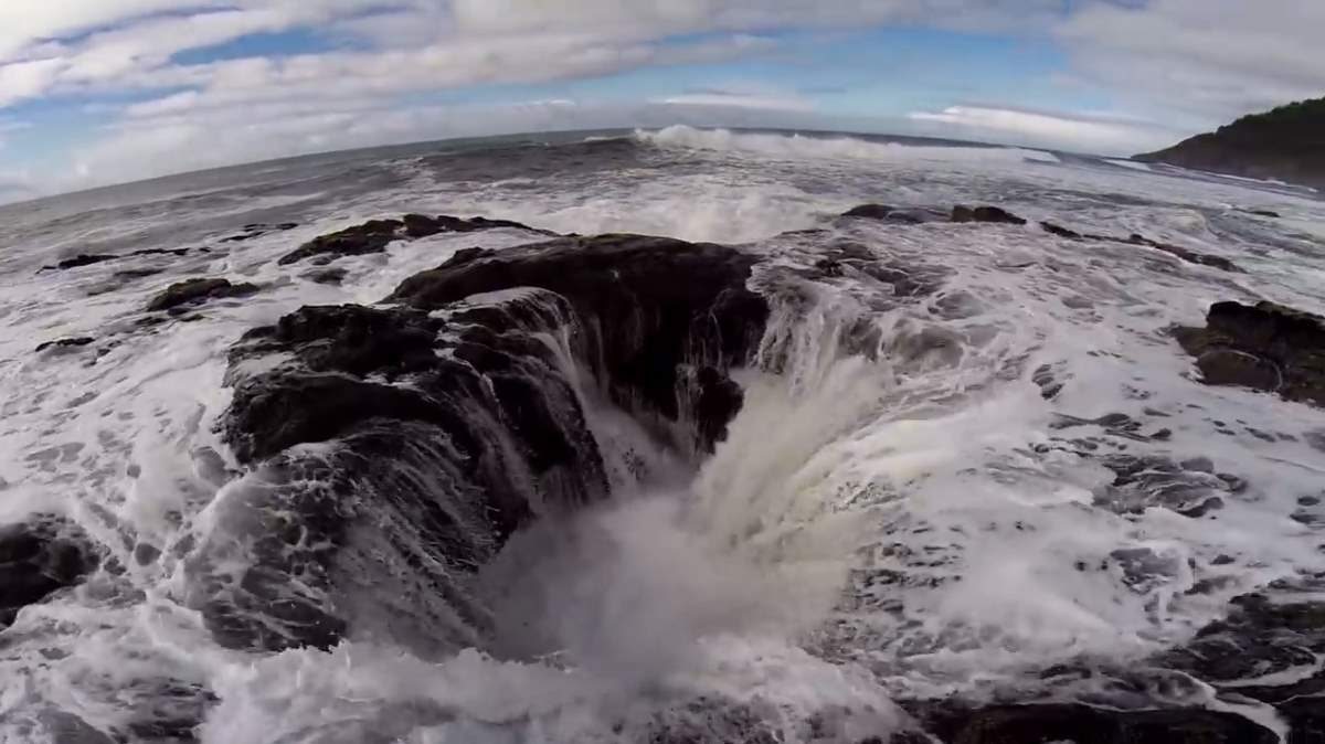 Strange Places: Thor's well