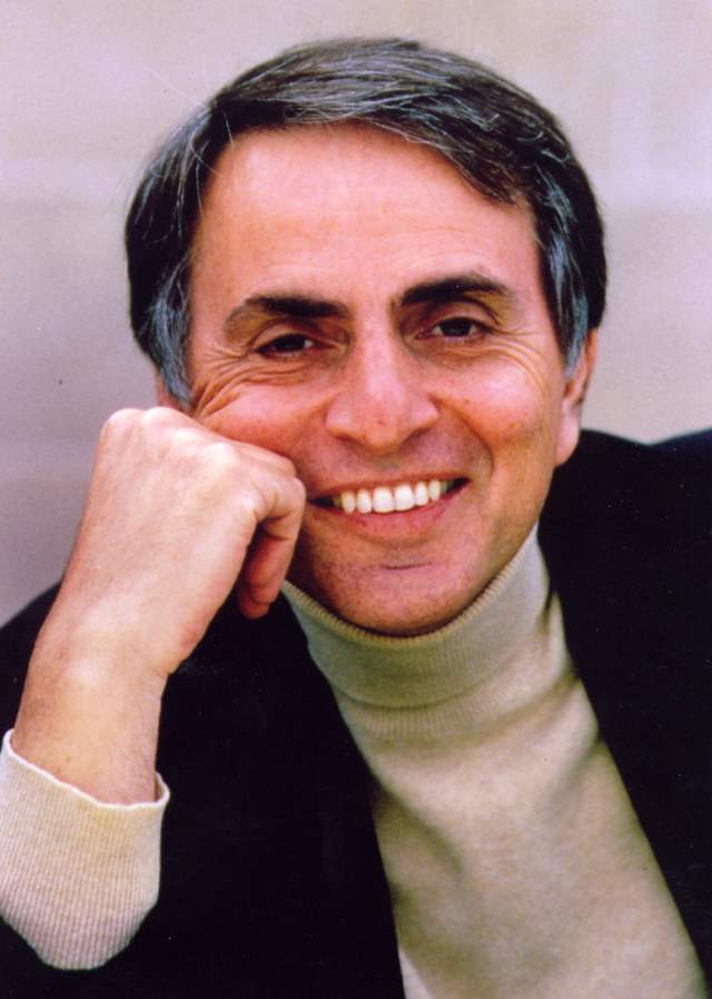 Carl Sagan - Earth: The Pale Blue Dot