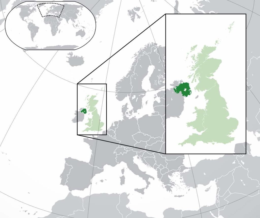 Northern Ireland location