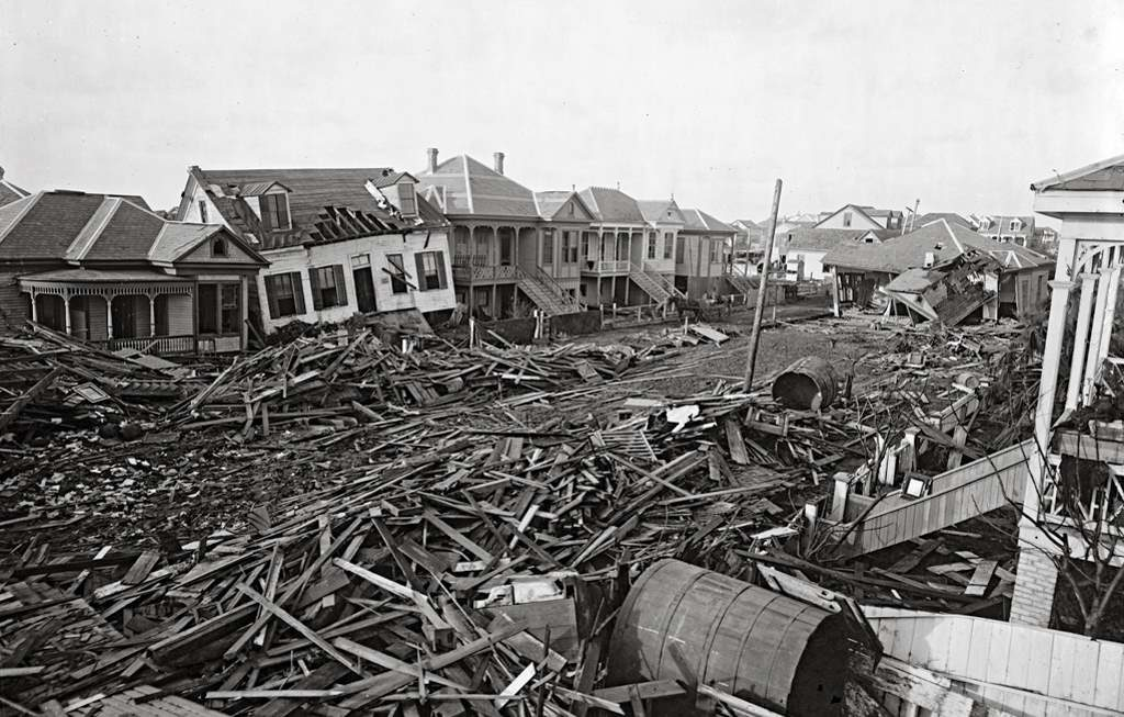 Hurricane facts: 1900 Galveston Hurricane