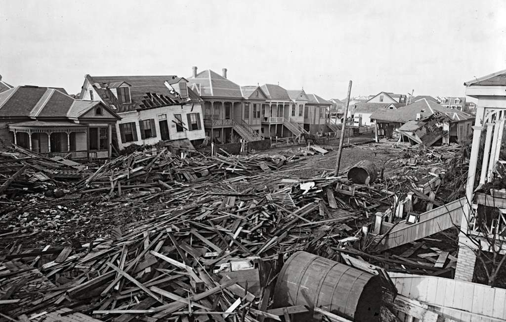 Saffir-Simpson Hurricane Wind Scale - 1900 Galveston Hurricane