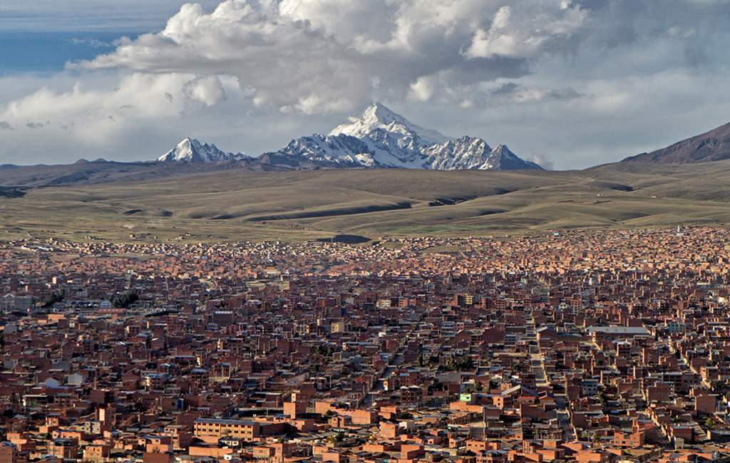 City facts: El Alto