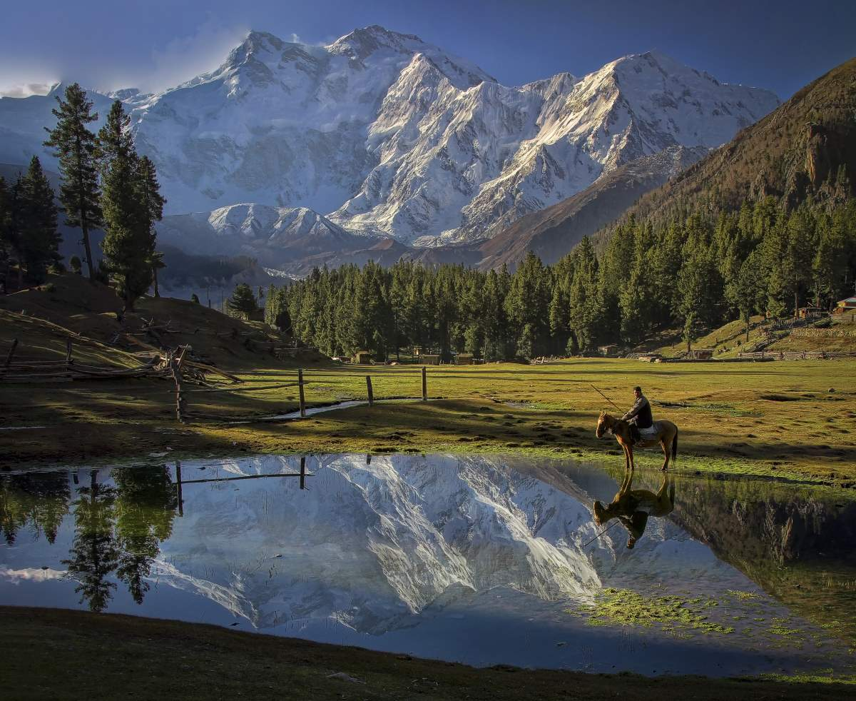 Amazing facts about the Earth: Nanga Parbat