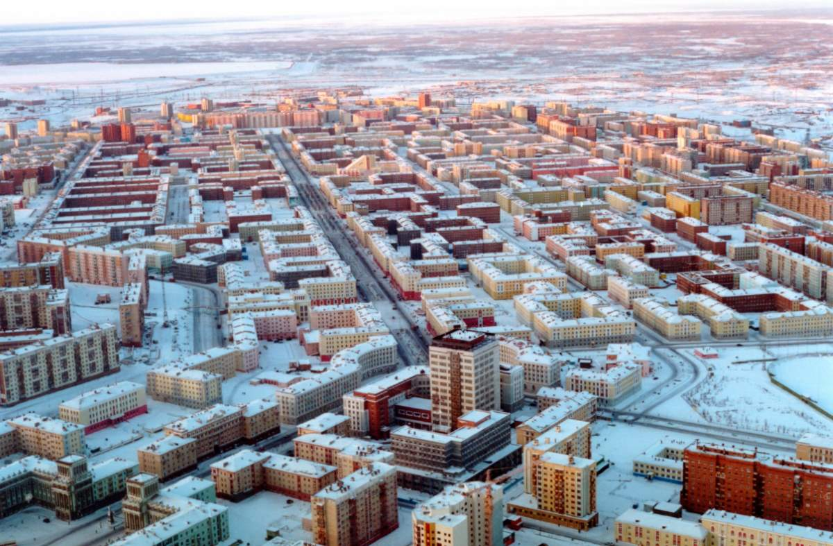 City facts: Norilsk
