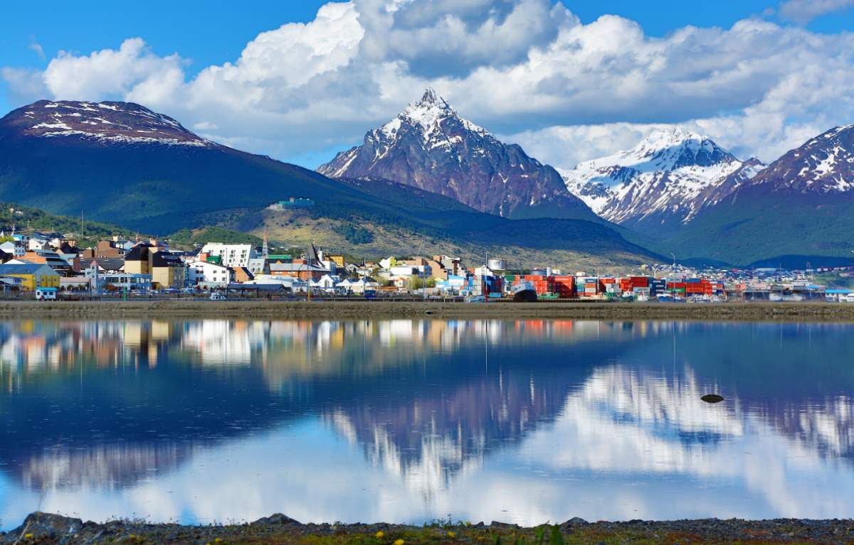 City facts: Ushuaia