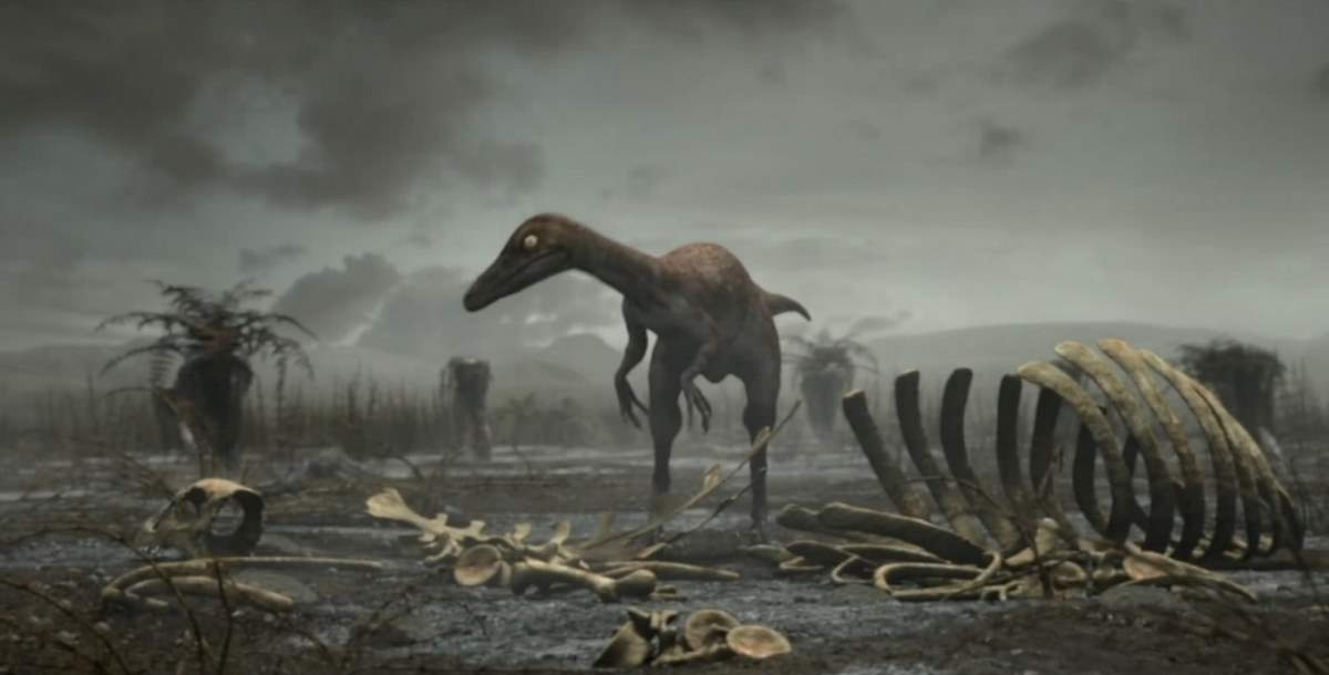 "Dinosaur-killer asteroid hit ""worst possible place"": Dinosaur extinction"