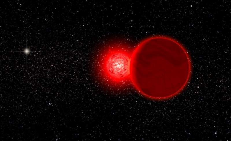 How Earth could die: Scholz's star