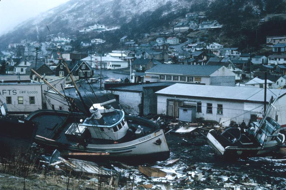 Most Powerful Earthquakes: 1964 Great Alaska Earthquake