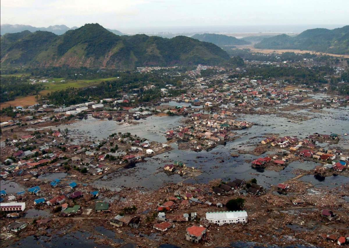 Most Powerful Earthquakes: A village after 2004 Indian Ocean Tsunami
