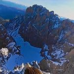 Dolomites from an Eagle's Point of View (360° HD Interactive Video)
