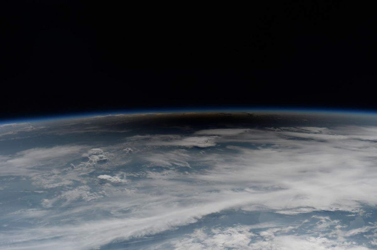 2017 Total Solar Eclipse from the ISS
