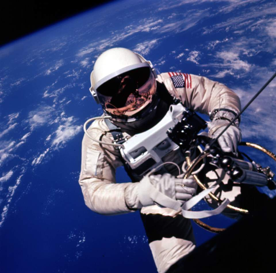 First US Spacewalk: Ed White