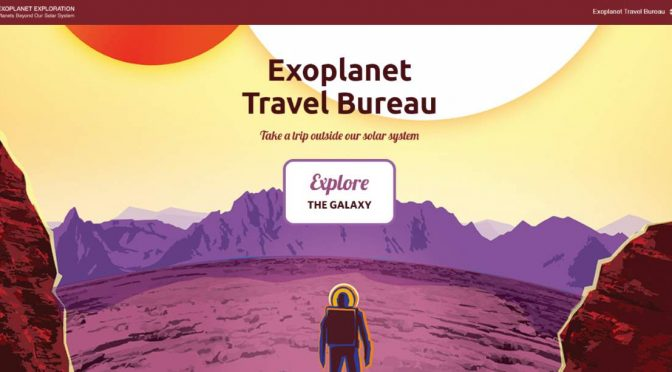 NASA - Exoplanet Travel Bureau