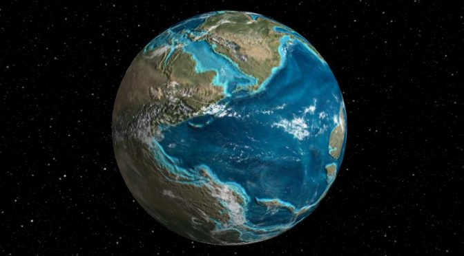 Ancient Earth (280 million years ago)