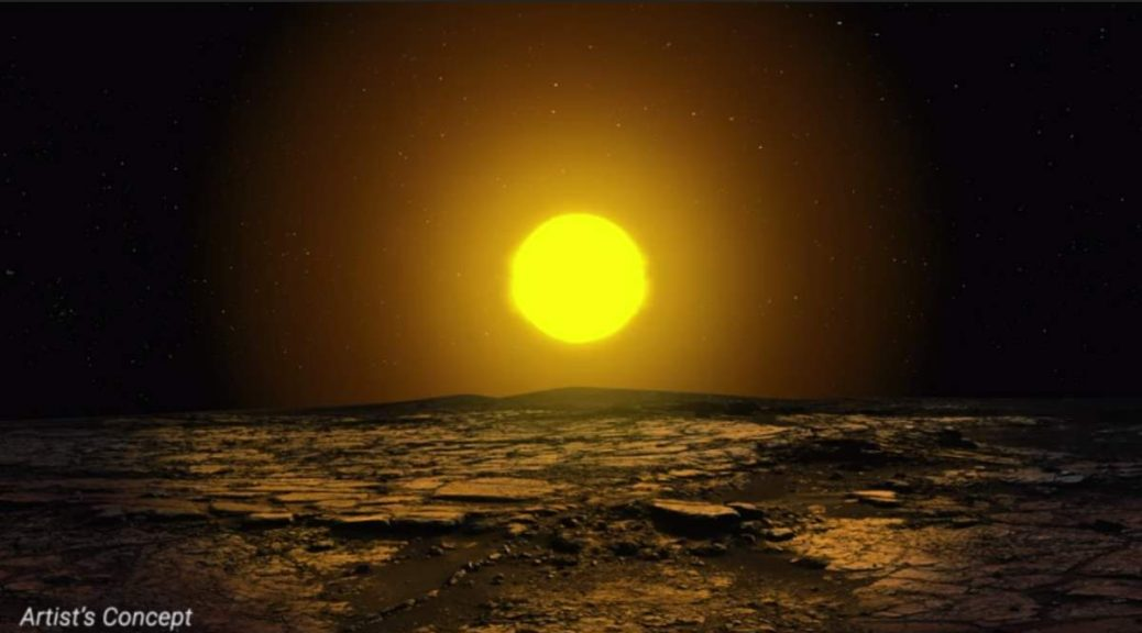 Kepler-90i surface (artist conception)
