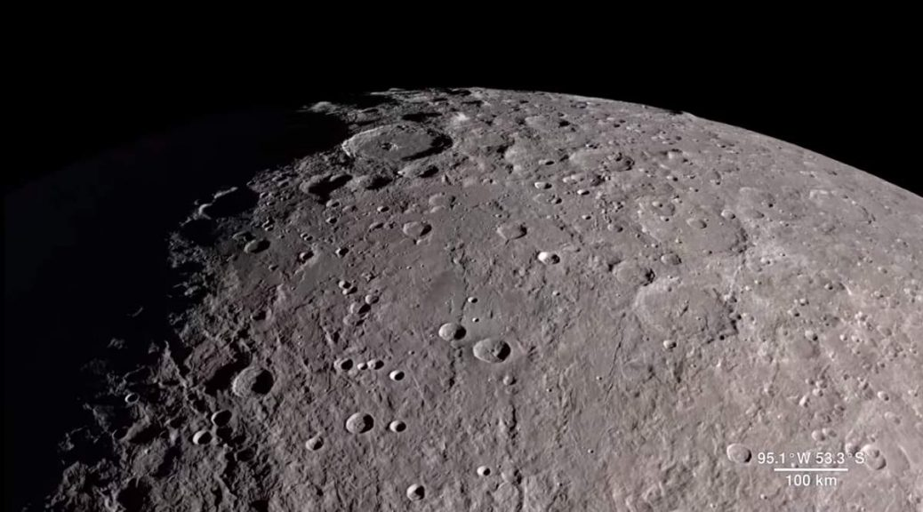 NASA virtual Moon tour
