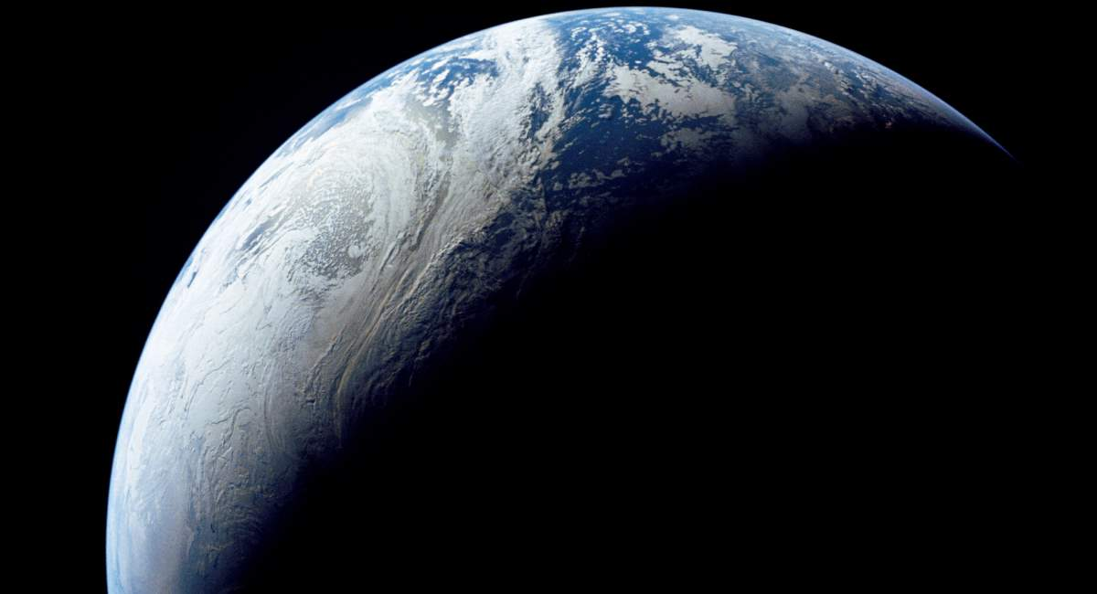 Earth from Apollo 4 (cropped)