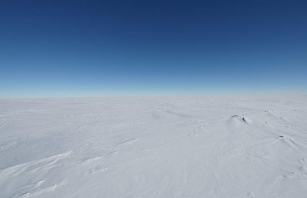 East Antarctic Plateau: The Coldest Place on Earth