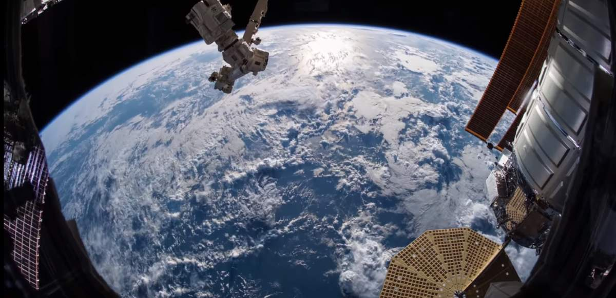 Horizons Mission Timelapse, from USA to Africa