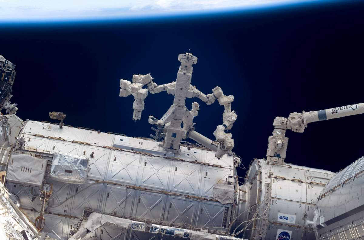 AI and Space Exploration: Dextre, Canadian Space Agency