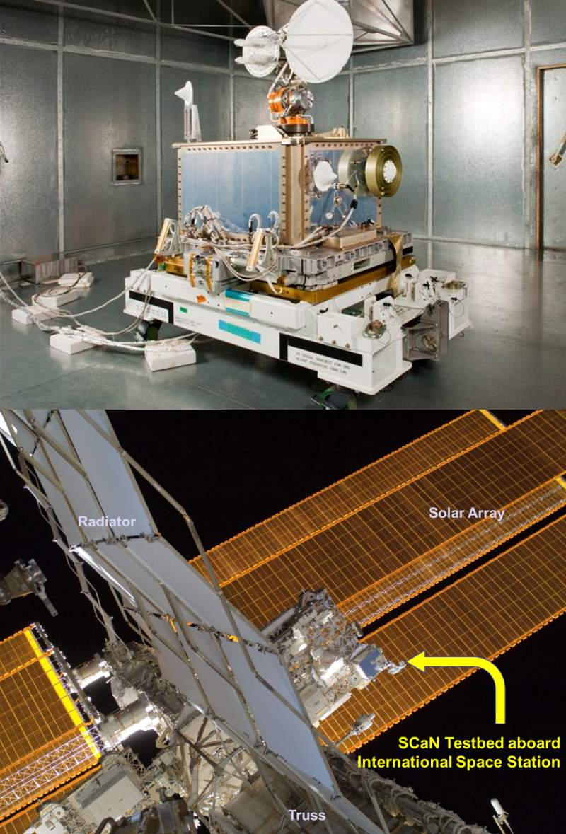 Artificial Intelligence in Space: NASA SCaN Testbed