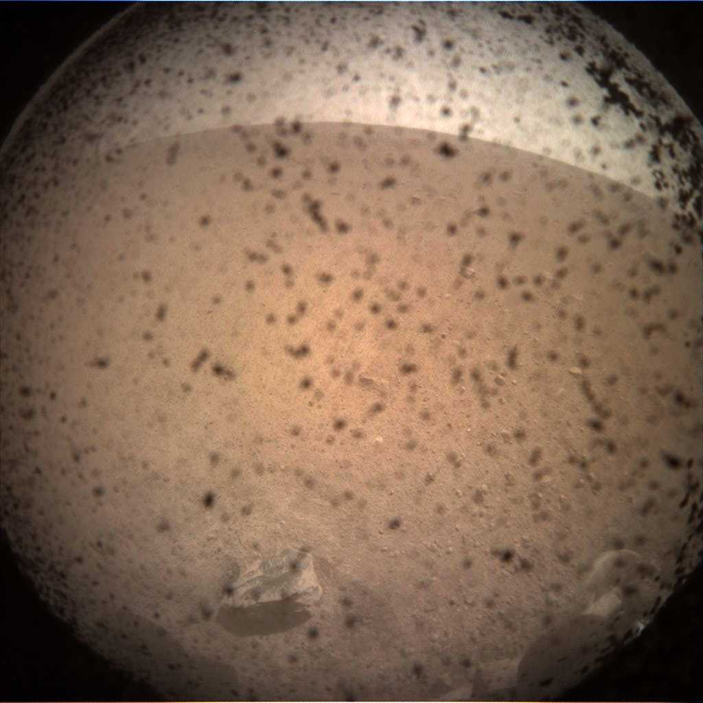 InSight Mission Raw Images are available on the web: The first InSight photo