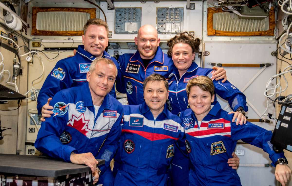 Expedition 57/58
