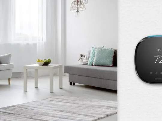 Smart technology: Ecobee Smart thermostat