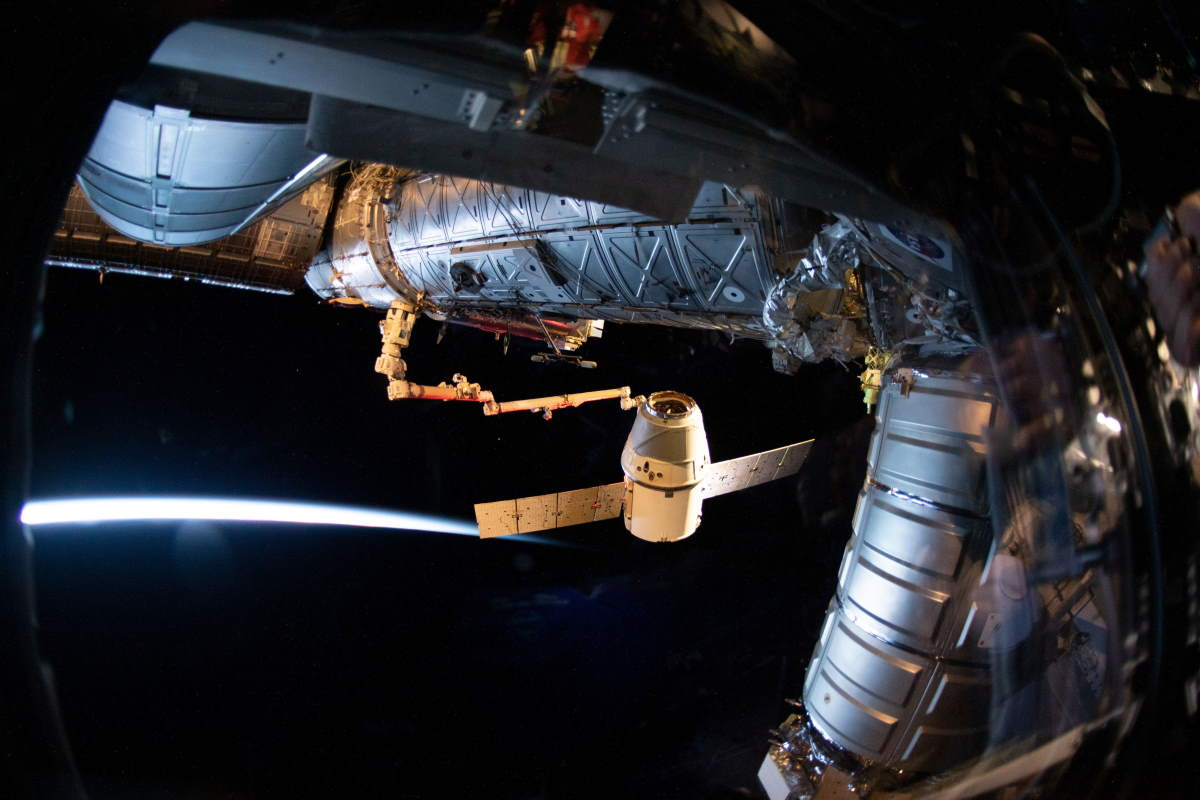 SpaceX Dragon CRS-17