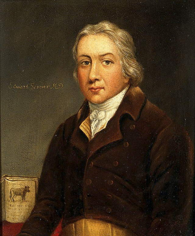 A history of pandemics - Edward Jenner