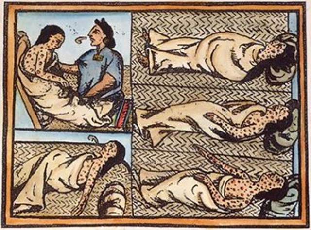 History of pandemics: Indigenous smallpox victims