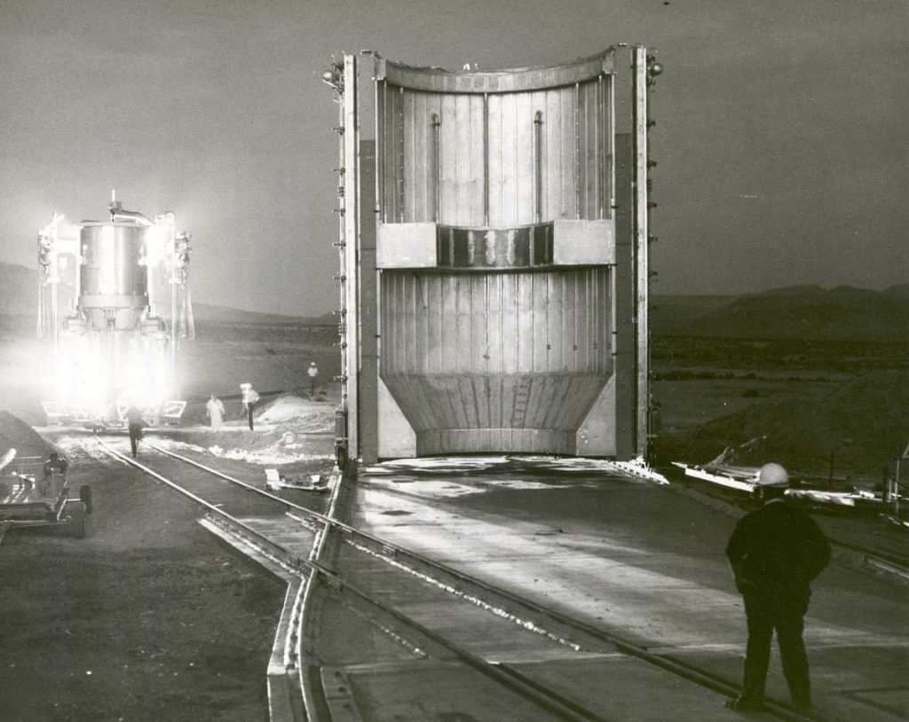 Nuclear-powered rockets: The first experimental nuclear thermal rocket