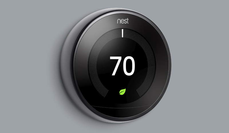 Smart Home Technology for the Future: Nest learning thermostat
