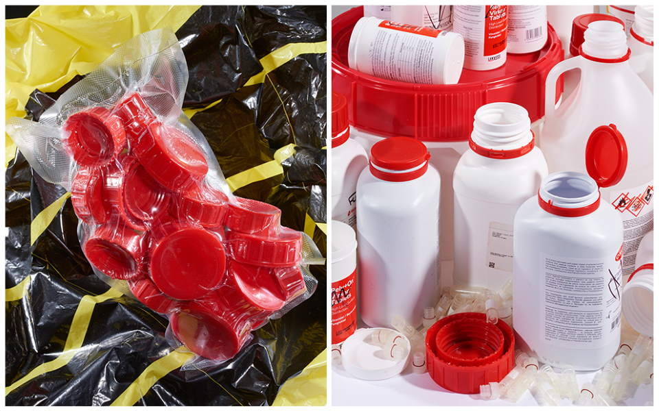 Plastic waste problem in science
