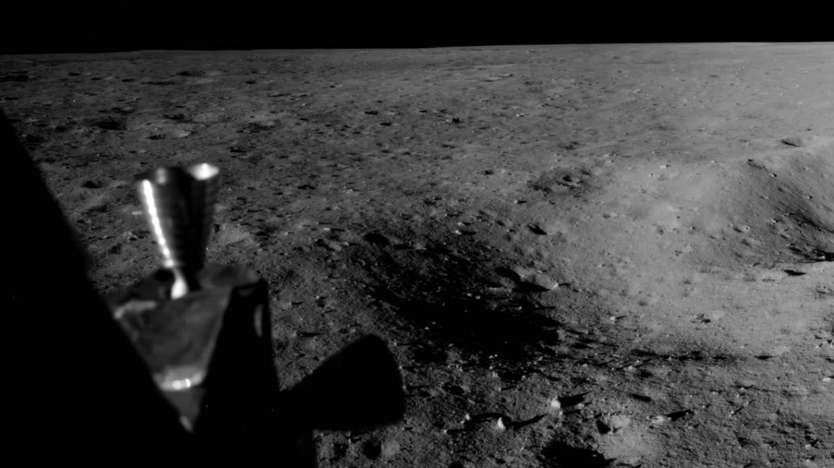 The complete descent and landing of Apollo 11 - the Eagle has landed