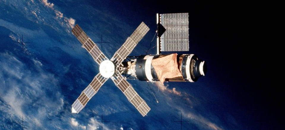 Auto innovations driven by NASA research:  Skylab, the first space station of the U.S.