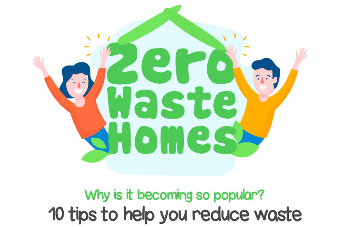 10 actionable tips to create a zero-waste home