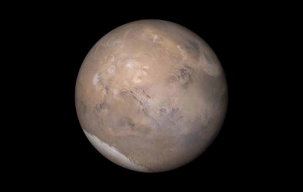 More subglacial lakes on Mars have been discovered