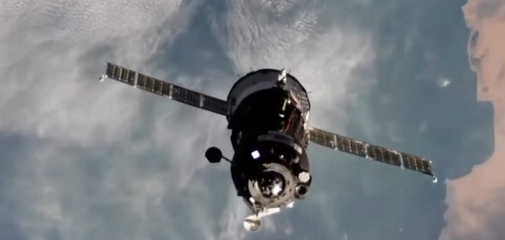 Soyuz MS-17 makes a record-breaking 3-hour flight to the ISS